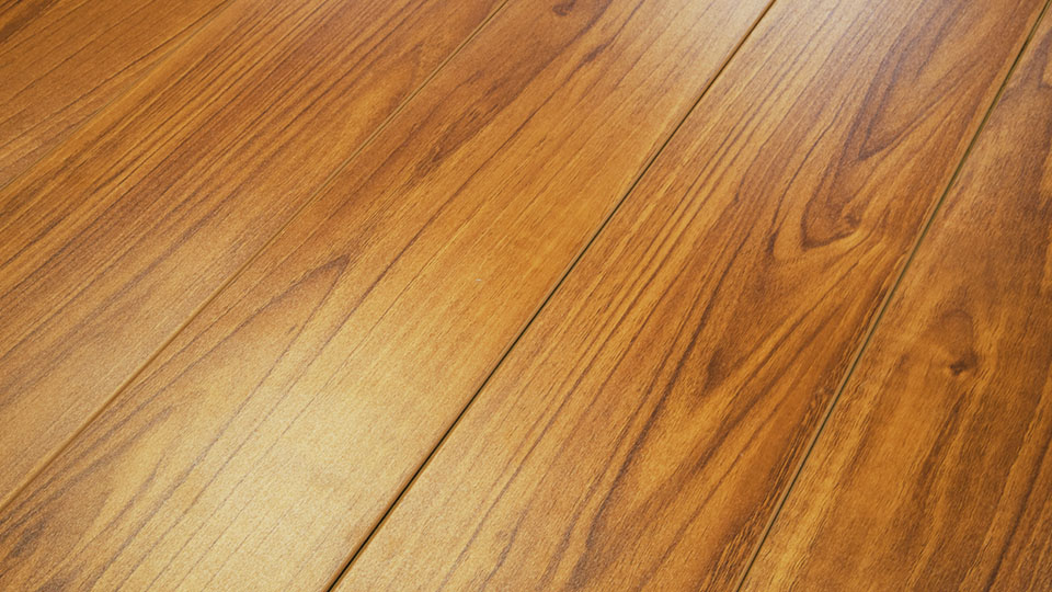 Cherry wood laminate