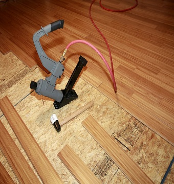 How To Install Bamboo Flooring Professional Or Diy Ferma