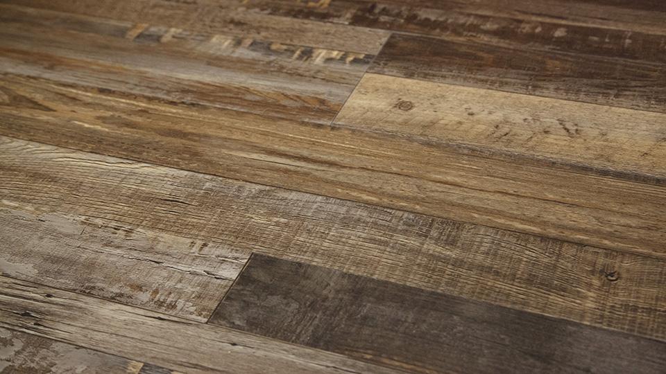 Copper Distressed Ash Ferma Flooring