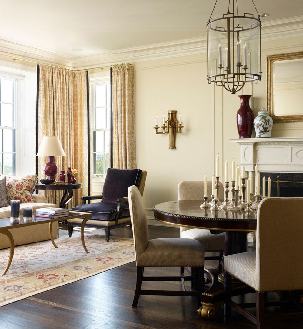 Decorating Dark Wood Floors in Your Room | Ferma Flooring