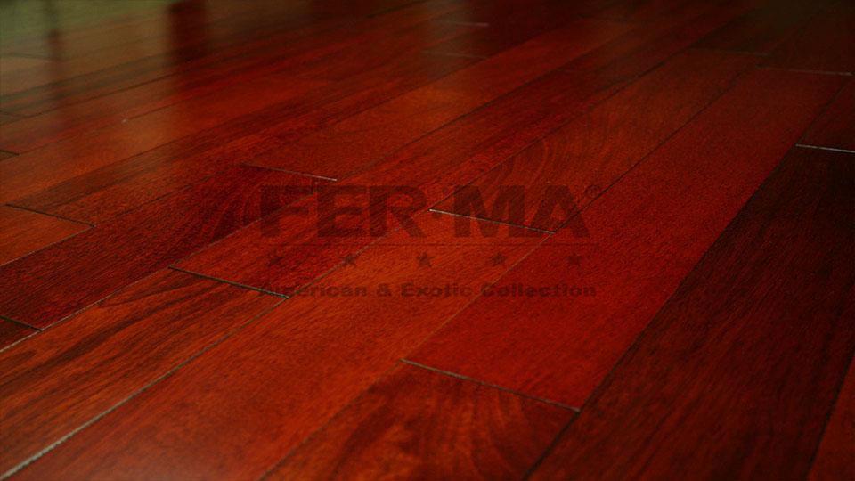 Brazilian Cherry Jatoba Coral Brazilian Cherry Flooring