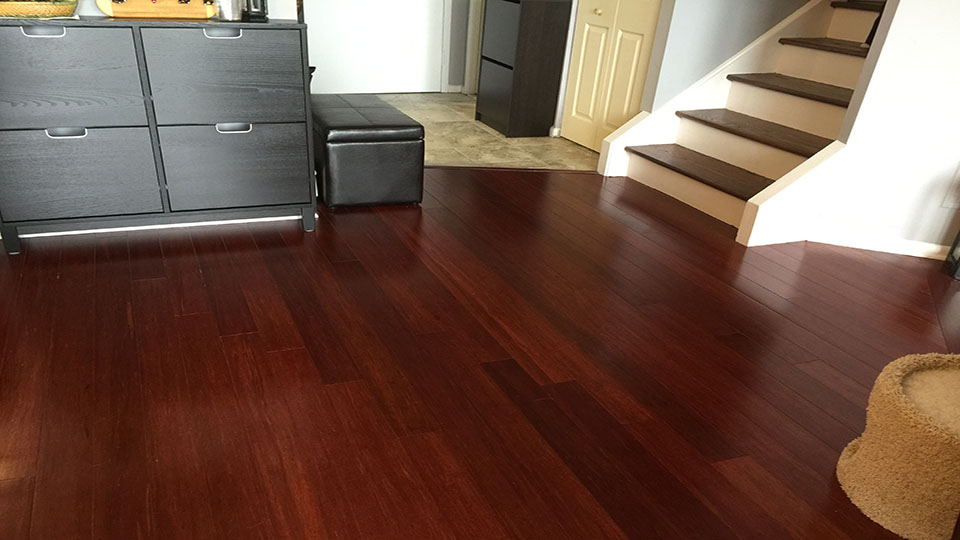 Solid Bamboo Flooring Ferma Flooring