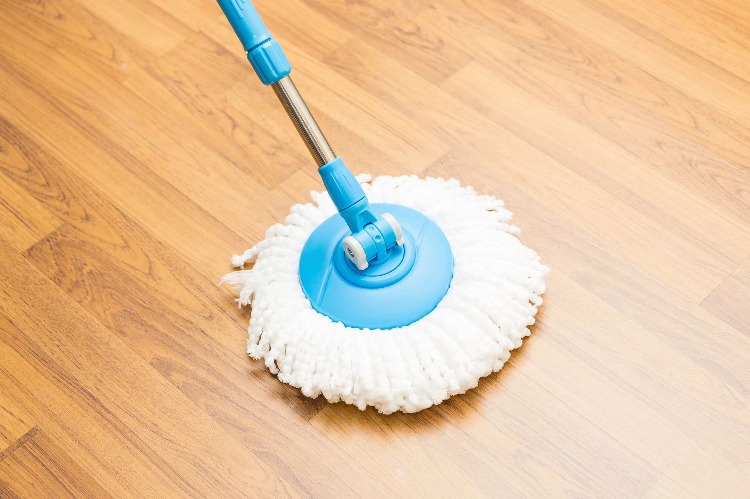 Clean Vinyl Floors