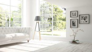 Luxury Vinyl Plank for Mid-Range Apartment