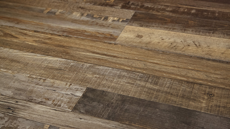 Copper Distressed Ash Ferma Flooring